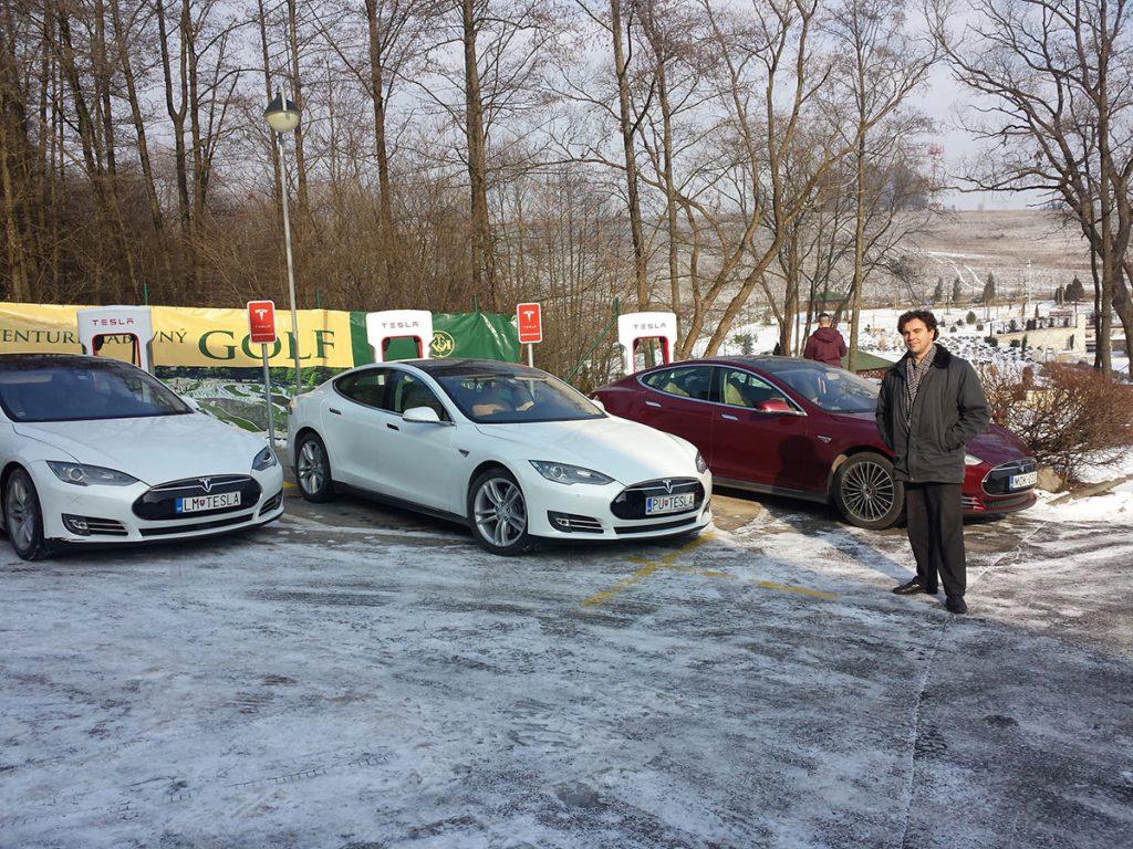 Első Supercharger Szlovákiában