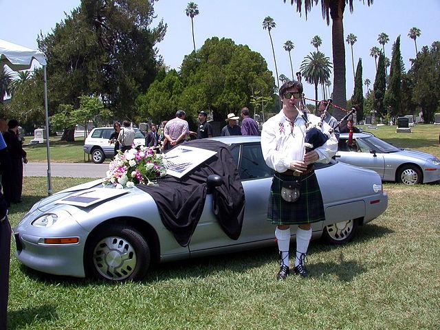 "General Motors EV1 ""temetése"""