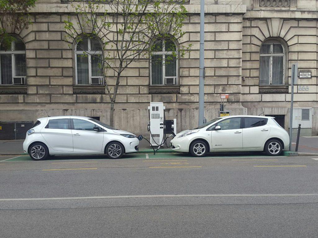 elektromos autó töltés Budapesten