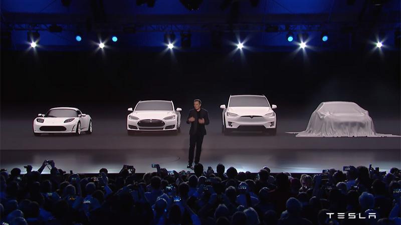 Tesla mesterterv