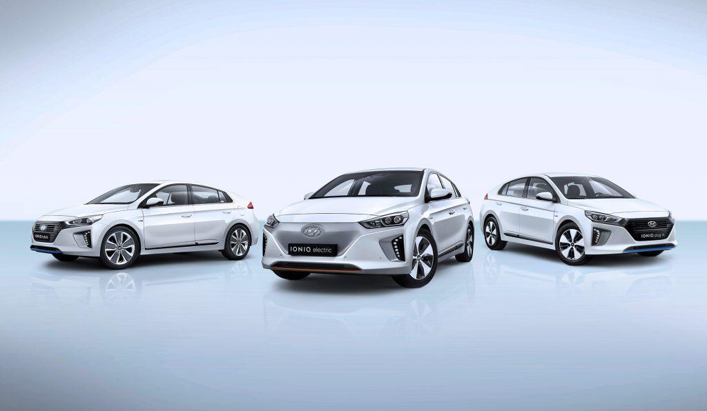 Hyundai Ioniq család