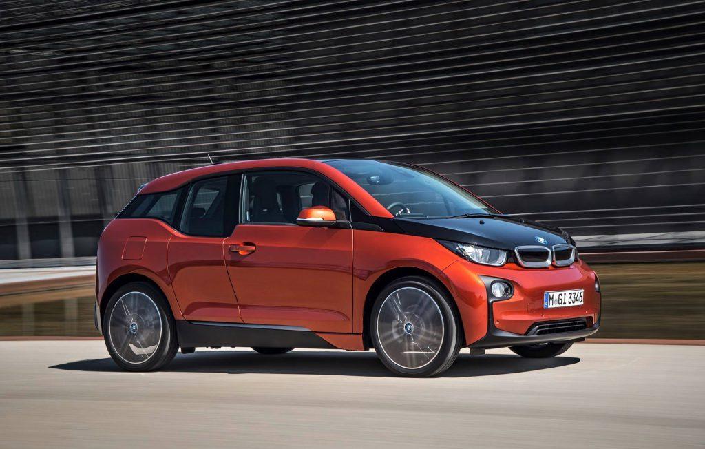 Hatótávnövelős BMW i3 REX