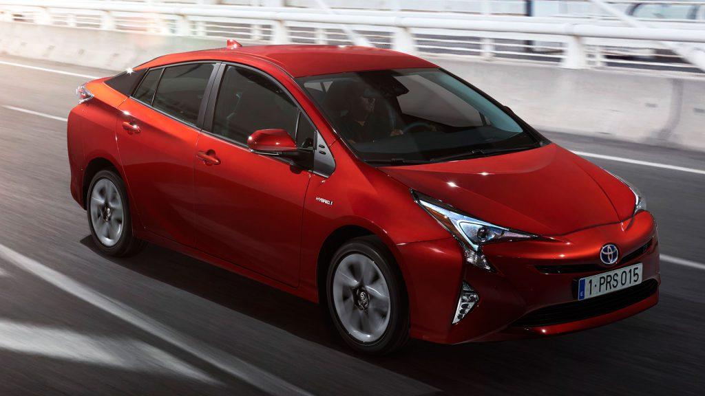 Toyota Prius 4 hibrid