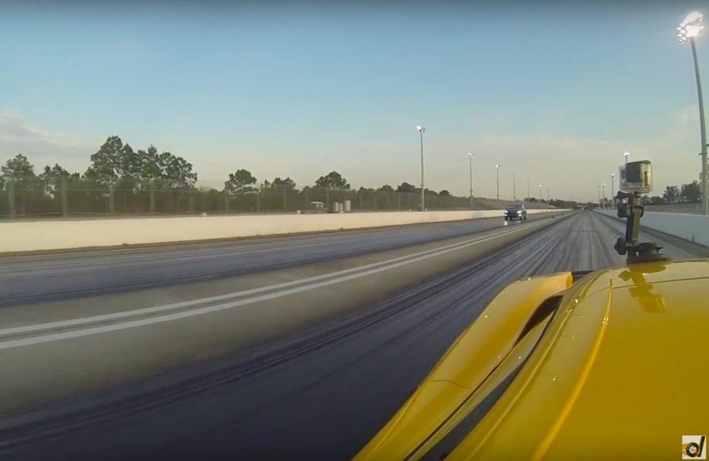 Tesla Model X P90DL vs. McLaren 650S