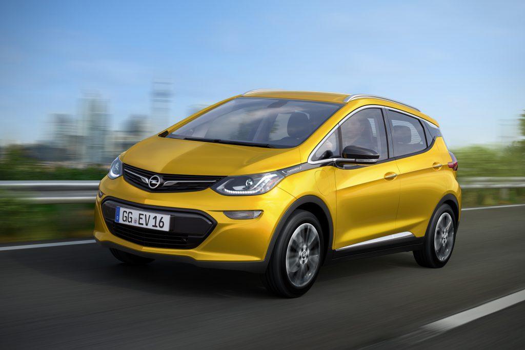 Opel Ampera-e (fotó: Opel)
