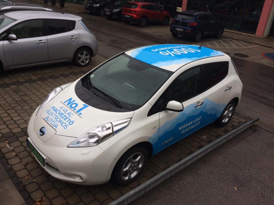 Nissan szalon látogatás Bécsben (fotó: Autó Pult)