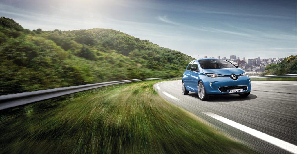 Renault Zoe R90 és Q90 (2017)