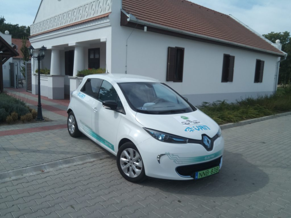 Renault Zoe e-Van
