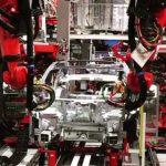Model 3 production