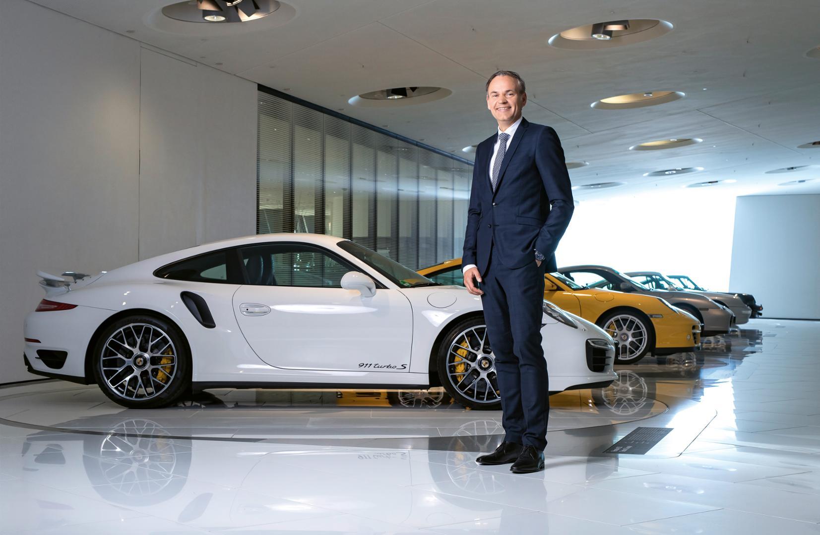 Superieur Porsche Newsroom