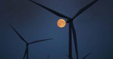 Most először termeltek több áramot a brit szélfarmok, mint az atomerőművek