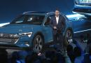 """UBS: """"Az Audi e-tron a bizonyíték, hogy a Tesla messze a németek előtt jár"""""""