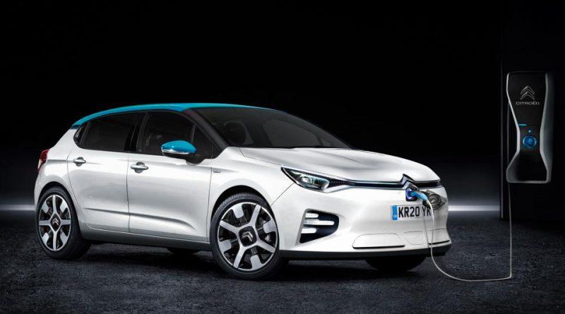 Tisztán elektromos meghajtást kaphat a Citroën C4 és C1