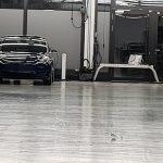 Figyelem: európai turnén van a Tesla Model 3!