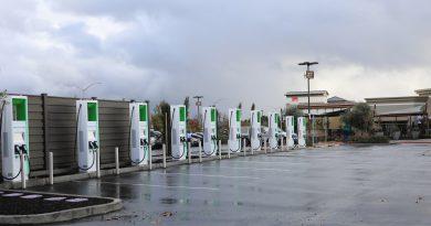 A Volkswagen vállalata építette a legelső 350 kW-os töltőállomást Kaliforniában