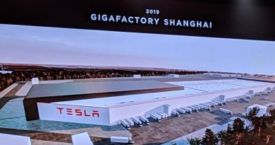 2 hónap múlva kész a kínai Tesla gyár / ömlenek a Model 3-ak az országba