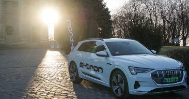 Audi e-tron bemutató és tesztvezetés
