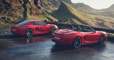 Készül az elektromos Porsche 718 Boxster és Cayman