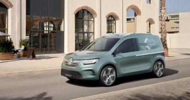 Rá sem lehet ismerni a Renault elektromos kisteherautójára