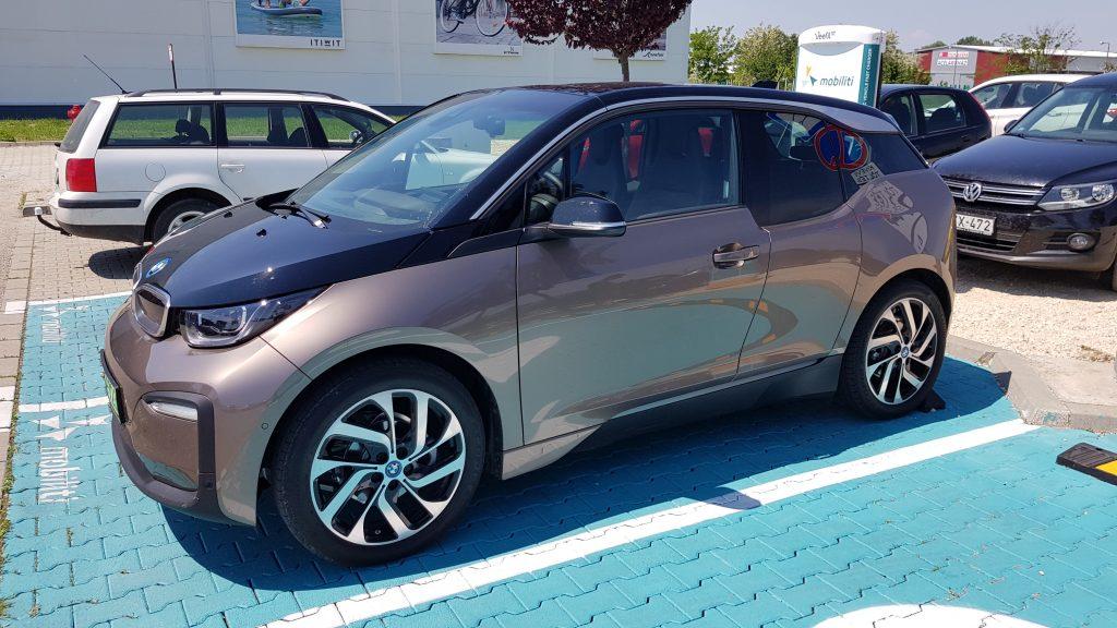 egyetlen utas elektromos jármű