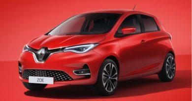 Az európai Renault eladások 12%-a elektromos