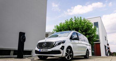 Bemutatkozott a Mercedes-Benz tisztán elektromos kisbusza