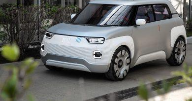 2023-ban jön az elektromos Fiat Panda