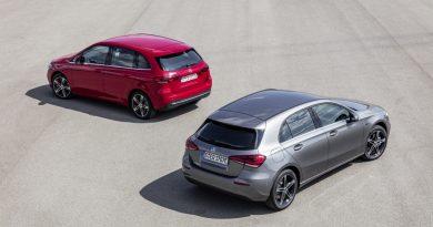 Villámtölthető plug-in hibridek érkeznek a Mercedestől