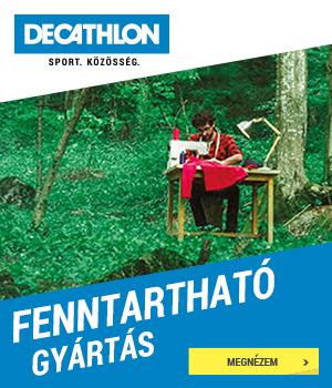 Decathlon - Fenntartható gyártás