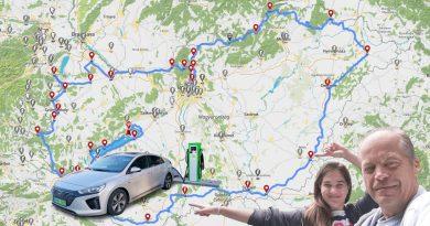 Országkerülés Hyundai Ioniq-kal