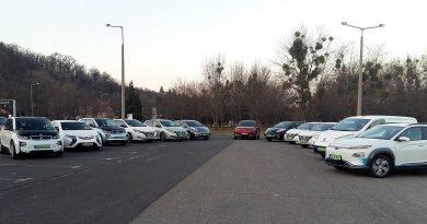 Miskolci villanyautós találkozó október 12-én, villanygokart versennyel