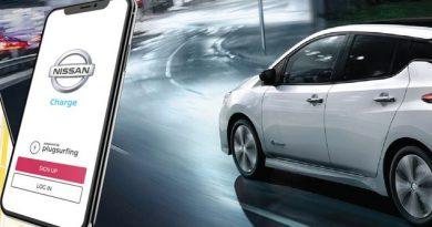 Nissan Charge alkalmazás egyszerűsíti út közben a töltést