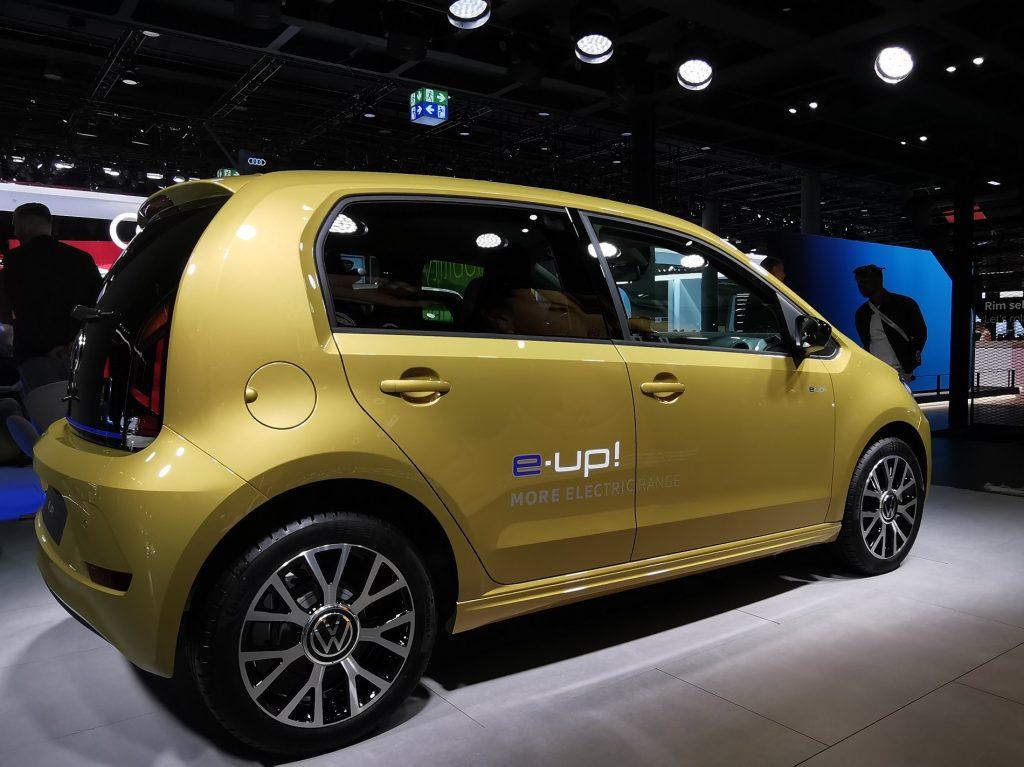 Volkswagen e-Up! elektromos autó