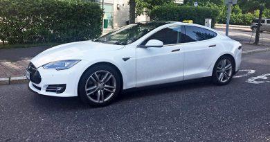 Tesla Model S: 750.000 km taxiként