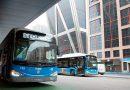 Ingyenes elektromos buszjárat indult Madridban