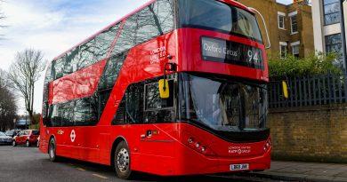Sorra tűnnek el a hagyományos double-decker buszok Londonból