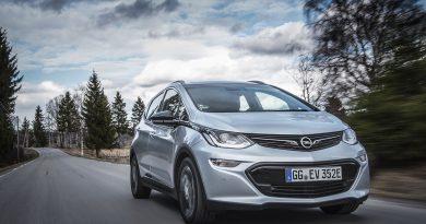 Az Opel Ampera-e modellt is visszahívják a tűzveszélyes akkumulátor miatt