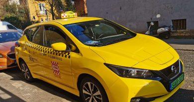 Júniustól újra pályázhatnak elektromos autó vásárlására a taxisok