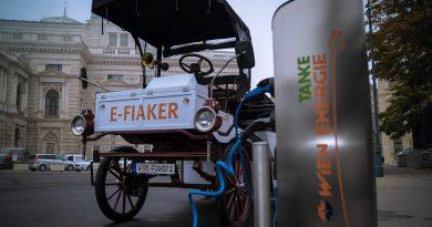 2025-ig elektromosra cserélik a taxikat Bécsben