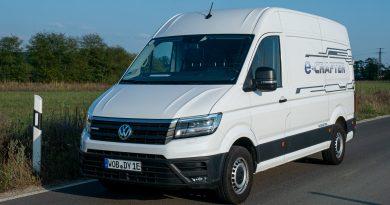 Villanyautó teszt: Volkswagen e-Crafter