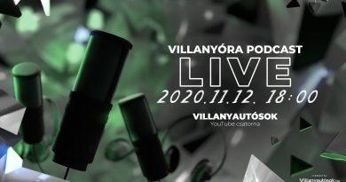 Ma este Villanyóra LIVE!