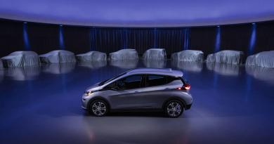 Megvillantotta új elektromos autóit a General Motors