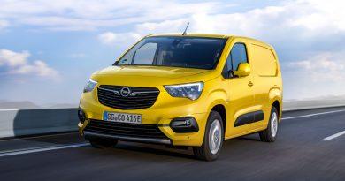 Itt az új elektromos városi Opel