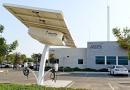 Már harminc napelemes töltő kínál ingyen áramot Kaliforniában