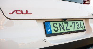 Újra szárnyal a zöld rendszámos autók értékesítése