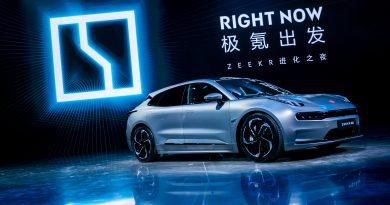 Új márka, ismerős villanyautó – Zeekr 001