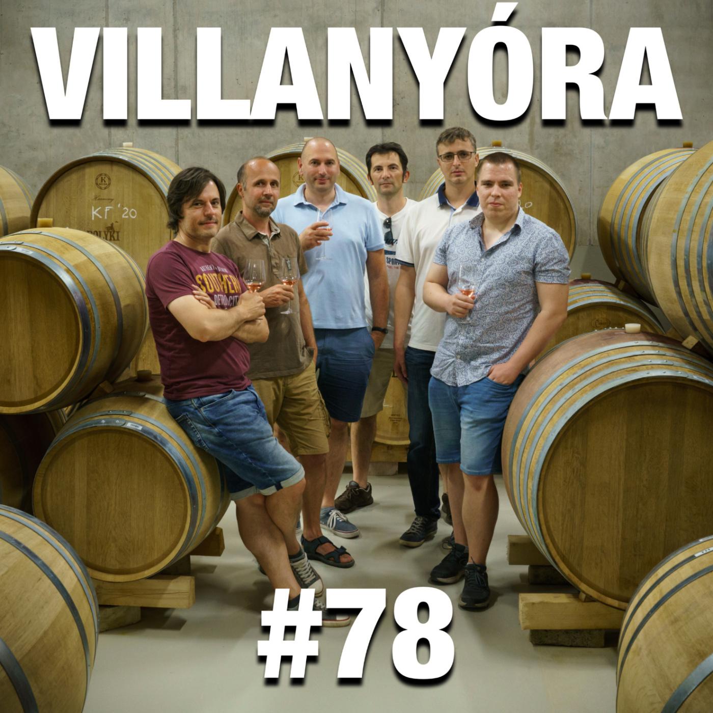 Villanyóra #78 – Kihelyezett kormányülés