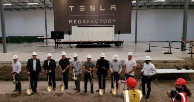 Megkezdték a Megafactory építését